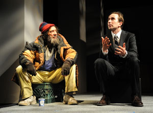 F. Murray Abraham and Daniel London in Struggle Session