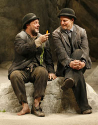 Nathan Lane and Bill Irwin