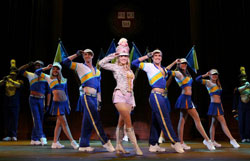 A scene from Legally Blonde the Musical