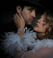 Scott Gerard and Elizabeth V. Newman