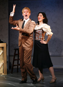Brian Childers and Kimberly Faye Greenberg