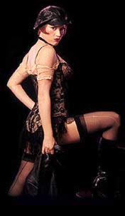 Molly Ringwald in Cabaret(Photo: Joan Marcus)