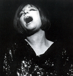 Barbra Streisand in Funny Girl