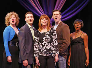 Dominique Plaisant, Glenn Seven Allen, Trisha Rapier,