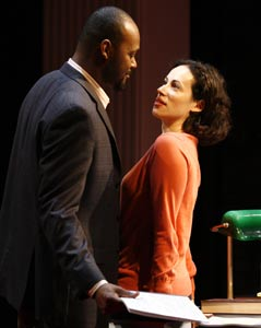 Godfrey L. Simmons, Jr. and Melissa Friedman