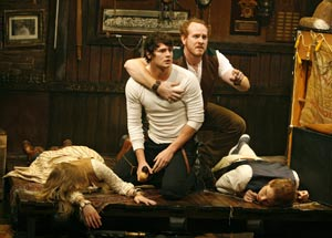 Benjamin Walker and Darren Goldstein