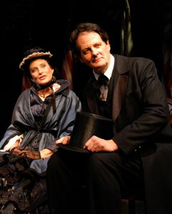 Mary Linda Rapelye and Christian Kauffmann