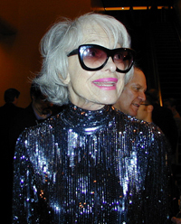 Carol Channing(Photo: Michael Portantiere)