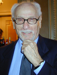 Eli Wallach(Photo: Michael Portantiere)