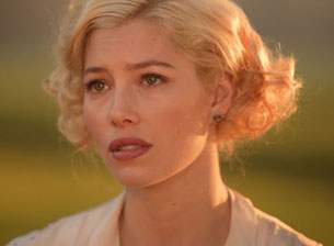 Jessica Biel in Easy Virtue