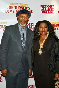 Samuel L. Jackson and LaTanya Richardson Jackson