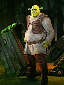 Brian d'Arcy James in Shrek the Musical