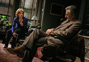 Juliet Stevenson and Henry Goodman