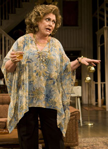 Elizabeth Ashley in August: Osage County
