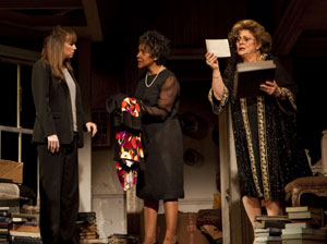 Sally Murphy, Phylicia Rashad, and Elizabeth Ashley