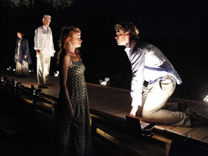 Doan Ly, Dennis Parlato, Gretchen Hall, and Greg Wooddell