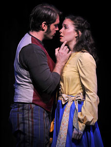 Aaron Ramey and Patricia Noonan