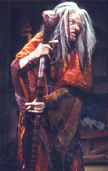 Vanessa Williams in Into the Woods