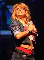 Amy Spanger in Rock of Ages