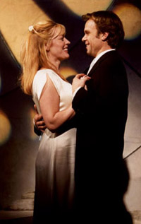 Sherie René Scott and Nobert Leo Butzin The Last Five Years(Photo: Joan Marcus)