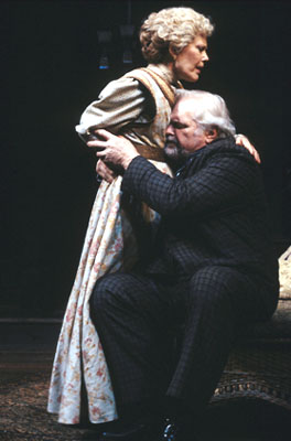 Pamela Payton-Wright and Brian Dennehyin Long Day?s Journey Into Night