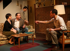 Susan Bennett, Todd Lawson, Tristan Colton,