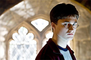 Daniel Radcliffe in Harry Potter and the Half-Blood Prince