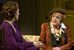 Jayne Atkinson and Angela Lansbury