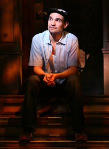 Javier Munoz in In the Heights