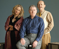 Sally Wingert, Joe Dowling, and Raye Birk