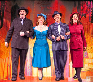 Richard Kind, Liz Larsen, Christian Hoff,