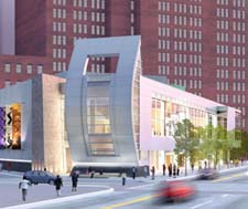 Rendering Courtesy of August Wilson Center