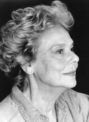 The late, great Irene Worth