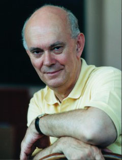 The prolific Alan Ayckbourn