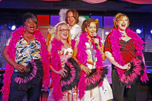 Yvette Monique Clark, Laurie Gardner, Renée Colvert,