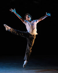 David Alvarez in Billy Elliot: The Musical
