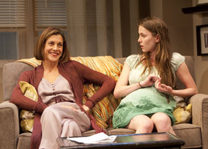 Wendie Malick and Betty Gilpin in
