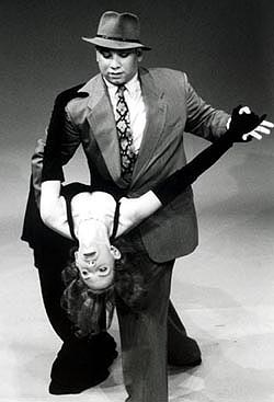 Gus Scharr and K Tanzerin Dance, My Darling, Dance(Photo: Dixie Sheridan)