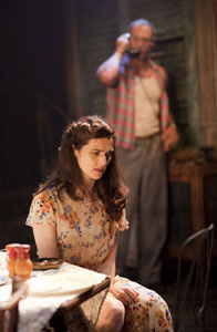 Rachel Weisz and Elliot Cowan