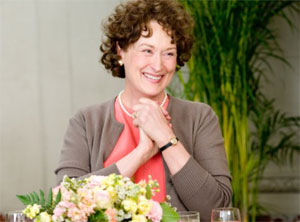 Meryl Streep in Julie and Julia