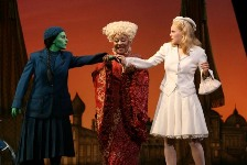 Donna Vivino, Myra Lucretia Taylor, and