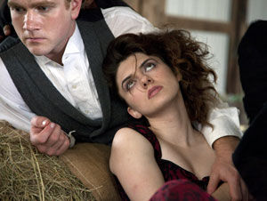 Nathan Todd and Madeline Blue