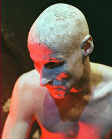 Joseph McKenna is The Golem(Photo: Aaron Espstein)