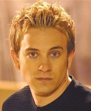 Tom Lenk in Buffy the Vampire Slayer