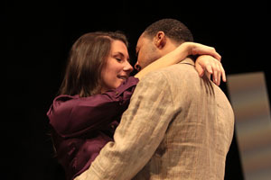 Teresa Stephenson and Brandon Jones
