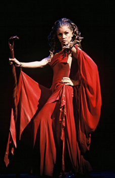 Witchy, witchy woman: Vanessa Williams in Into the Woods (Photo: Joan Marcus)