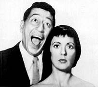 Keely Smith with Louis Prima,many moons ago...