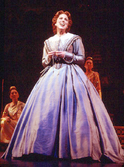 Carolee Carmello in The King and I(Photo: Jerry Dalia)
