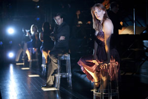 Julia Murney and company in First You Dream