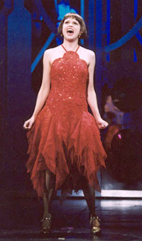 Sutton Foster in Thoroughly Modern Millie(Photo: Joan Marcus)